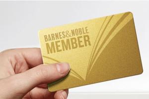 Barnes & Noble retail loyalty