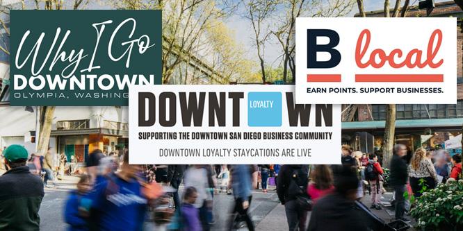 Olympia Go Downtown Retail Platform